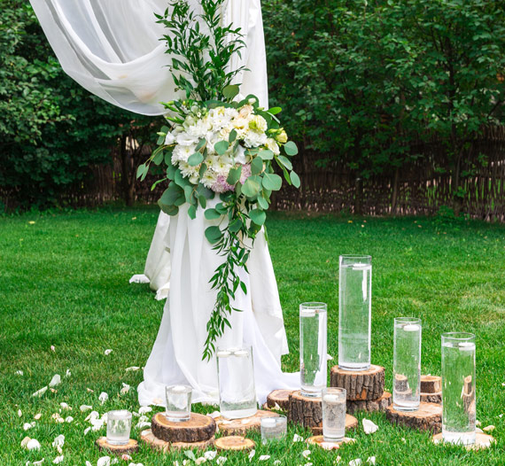 Outdoor Wedding Services