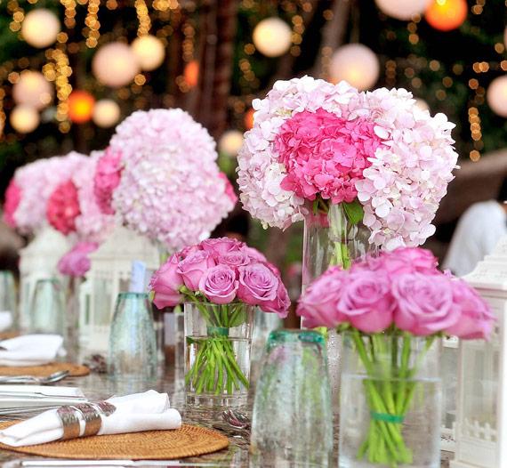 Fresh Flowers Wedding