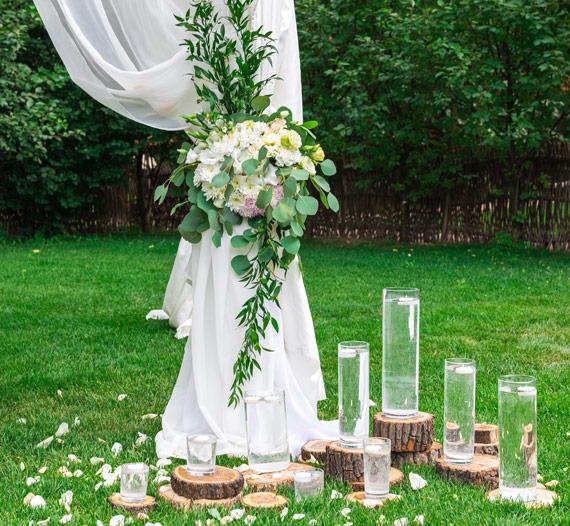 Outdoor Wedding Services